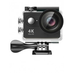 Action Camera 4k Wifi Black