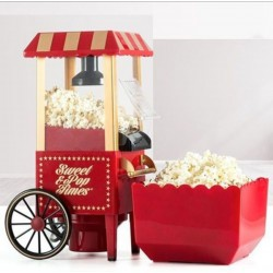 Antique Style Popcorn Machine