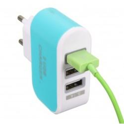 Φορτιστής  3x USB
