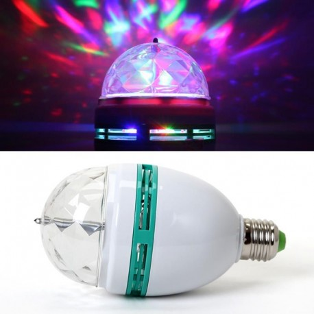 LED disco λάμπα για πάρτυ και χορευτική ατμόσφαιρα