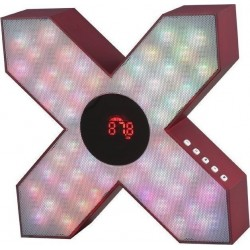S1 Speaker Φορητό ηχείο - ραδιόφωνο με Bluetooth και εισόδους USB/TF card/AUX