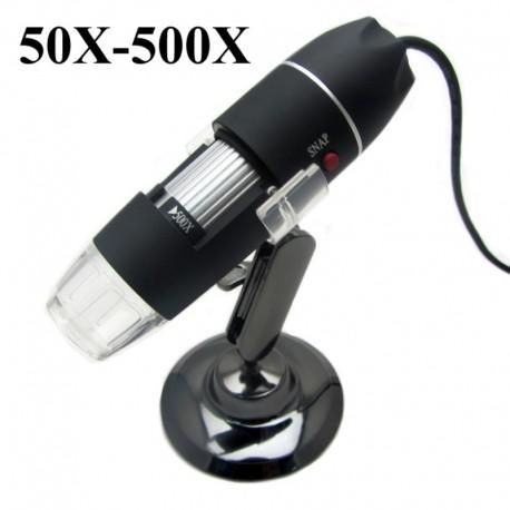 ΨΗΦΙΑΚΟ USB 50-500X USB MICROSCOPE
