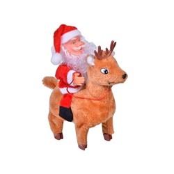 Χριστουγεννιάτικος Άη Βασίλης Μουσικός