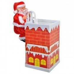 Άγιος Βασίλης Στην Καμινάδα