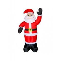 Χριστουγεννιάτικος Φουσκωτός Άγιος Βασίλης