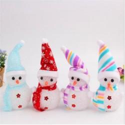Χριστουγεννιάτικος  χιονάνθρωπος φωτάκι