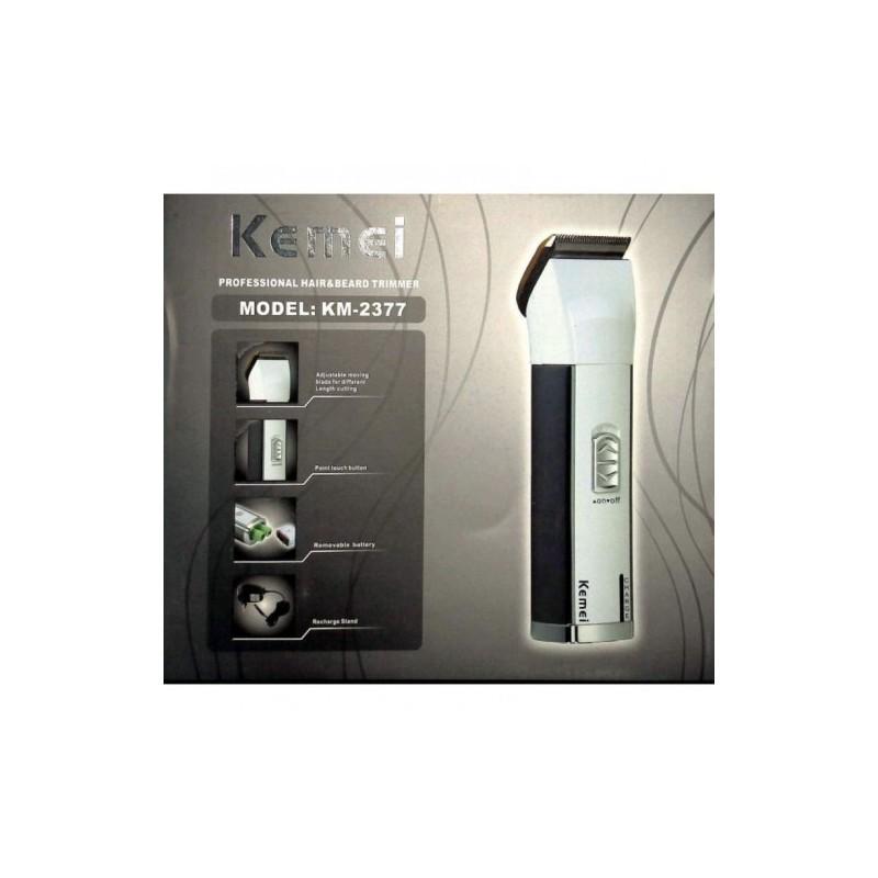 Επαναφορτιζόμενη κουρευτική μηχανή KEMEI - Smart Factor adfe2d4c3f6