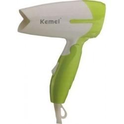 Πιστολάκι μαλλιών αναδιπλούμενο  KEMEI 1200W