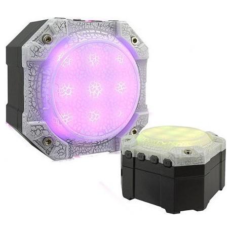 Φορητό ηχείο - ραδιόφωνο με Bluetooth και εισόδους USB/TF card/AUX