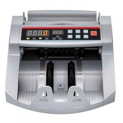 Μετρητής -ανιχνευτής πλαστών χαρτονομισμάτων με ταυτόχρονη ανίχνευση πλαστών