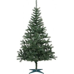 Χριστουγεννιάτικο Δέντρο Με Πλαστική Βάση 150cm