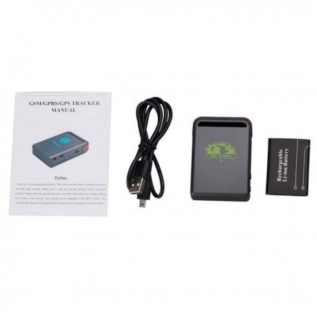 Συσκευή Εντοπισμού Οχήματος   GPS Tracker   GPS/SMS     102