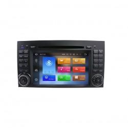 Ηχοσύστημα αυτοκινήτου 2DIN  Mercedes  R Class   Android   06'' 12''
