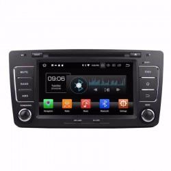 Ηχοσύστημα αυτοκινήτου 2DIN  Skoda Octavia  8305  Android