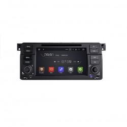 Ηχοσύστημα αυτοκινήτου 2DIN  BMW E46  Android