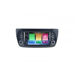 Ηχοσύστημα αυτοκινήτου 2DIN  Fiat Doblo  Android