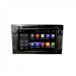 Ηχοσύστημα αυτοκινήτου 2DIN  Opel  Android