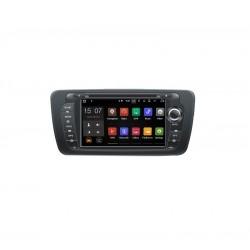 Ηχοσύστημα αυτοκινήτου 2DIN   Seat Ibiza   Android