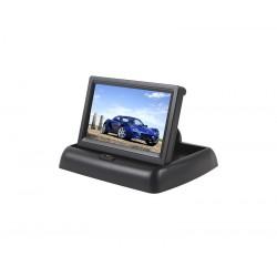 Αναδιπλούμενη οθόνη αυτοκινήτου  4.3  Monitor