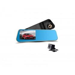 Καθρέπτης  κάμερα αυτοκινήτου 4.3'  Mε κάμερα οπισθοπορείας  Full HD 1080P