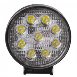 Προβολέας οχημάτων LED  27W  10-30v   Ψυχρό φως