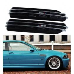 Πλαϊνές γρίλιες αυτοκόλλητες BMW M3
