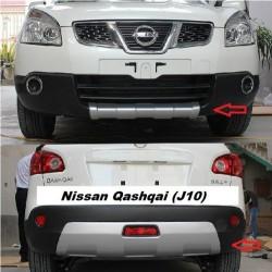 Σετ Spoiler Μπροστά-Πίσω Nissan Qashqai (J10) (2007-2010)