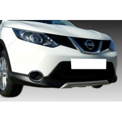 Nissan Qashqai '13 front diffuser b