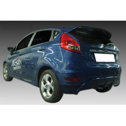 Ford Fiesta 08-12 Πίσω Diffuser K124 005
