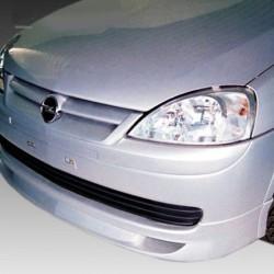 Opel Corsa C Εμπρός Spoiler K23_001
