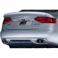 Diffuser Με Μπούκες AB-Design Για Audi A4 B8 2007-2012