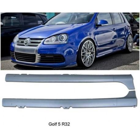Μασπιέδες πλαϊνοί Golf 5 GTI & R32 look.