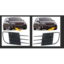 Σετ Δίχτυ προφυλακτήρα Vw Golf GTI