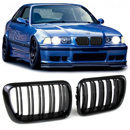 Kαρδίες μαύρες BMW E36 Look M4
