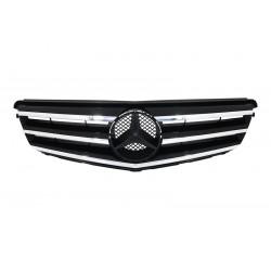 Μάσκα Εμπρός Mercedes Benz W204 C-Class (07-11) SPORT