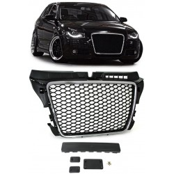 Σίτα Προφυλακτήρα για Audi A3 8P Rs 3 Look 08-12