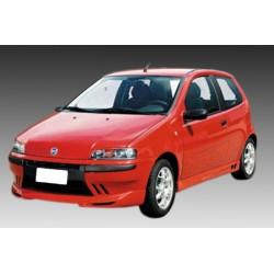 Fiat Punto Εμπρός Spoiler K4-001