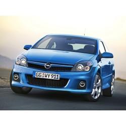 Προφυλακτήρας εμπρός Opel Astra Lοοk Opc Πλαστικός 2004-2009