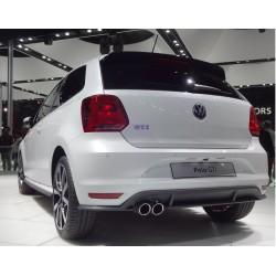 Προφυλακτήρας Πίσω VW Polo Look Gti 2014-2017