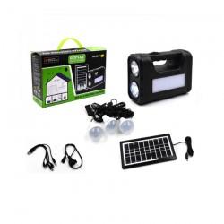 Ηλιακό Σετ Φωτισμού  Solar Lighting  GD-8017
