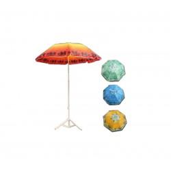 Ομπρέλα θαλάσσης & camping  Τρίποδη  120cm