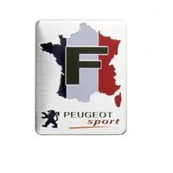 Αυτοκόλλητο ανάγλυφο Peugeot