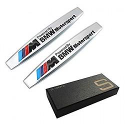 Αυτοκόλλητο Μεταλλικό BMW Motorsport 1/τεμ