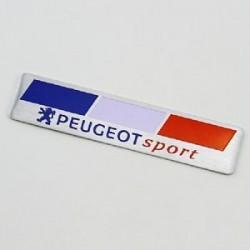 Peugeot Αυτοκόλλλητα Μεταλλικά