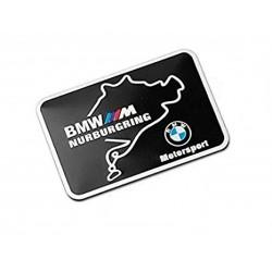 Αυτοκόλλητο Μεταλλικό Bmw Nurburgring