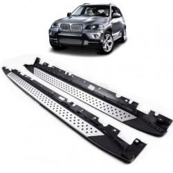 Πλαϊνά Σκαλοπάτια Για BMW X5 E70 (2007-2013)