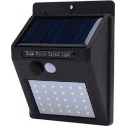 Ηλιακός Προβολέας 30 LED με Αισθητήρα Κίνησης 180350