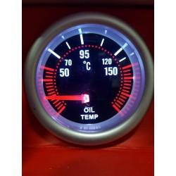 Θερμοκρασία λαδιού Oil Temp Ken Gauge