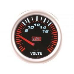 Όργανο Auto Gauge βολτόμετρο φιμέ