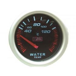 Όργανο Auto Gauge θερμοκρασία νερού φιμέ